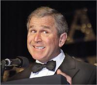 Bush Stupid 3