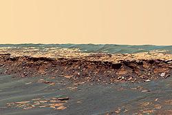 Mars-Cliffs